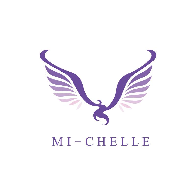 MI–CHELLE ロゴ