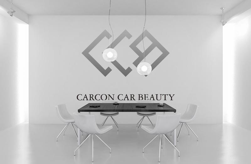 CARCON CAR BEAUTYロゴ