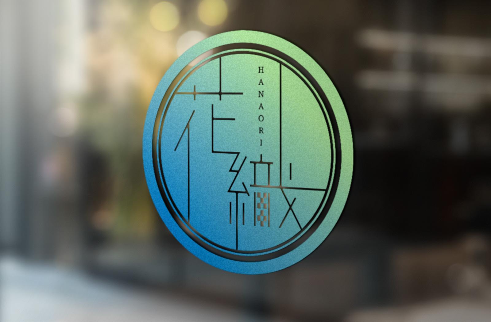 花織 ロゴ
