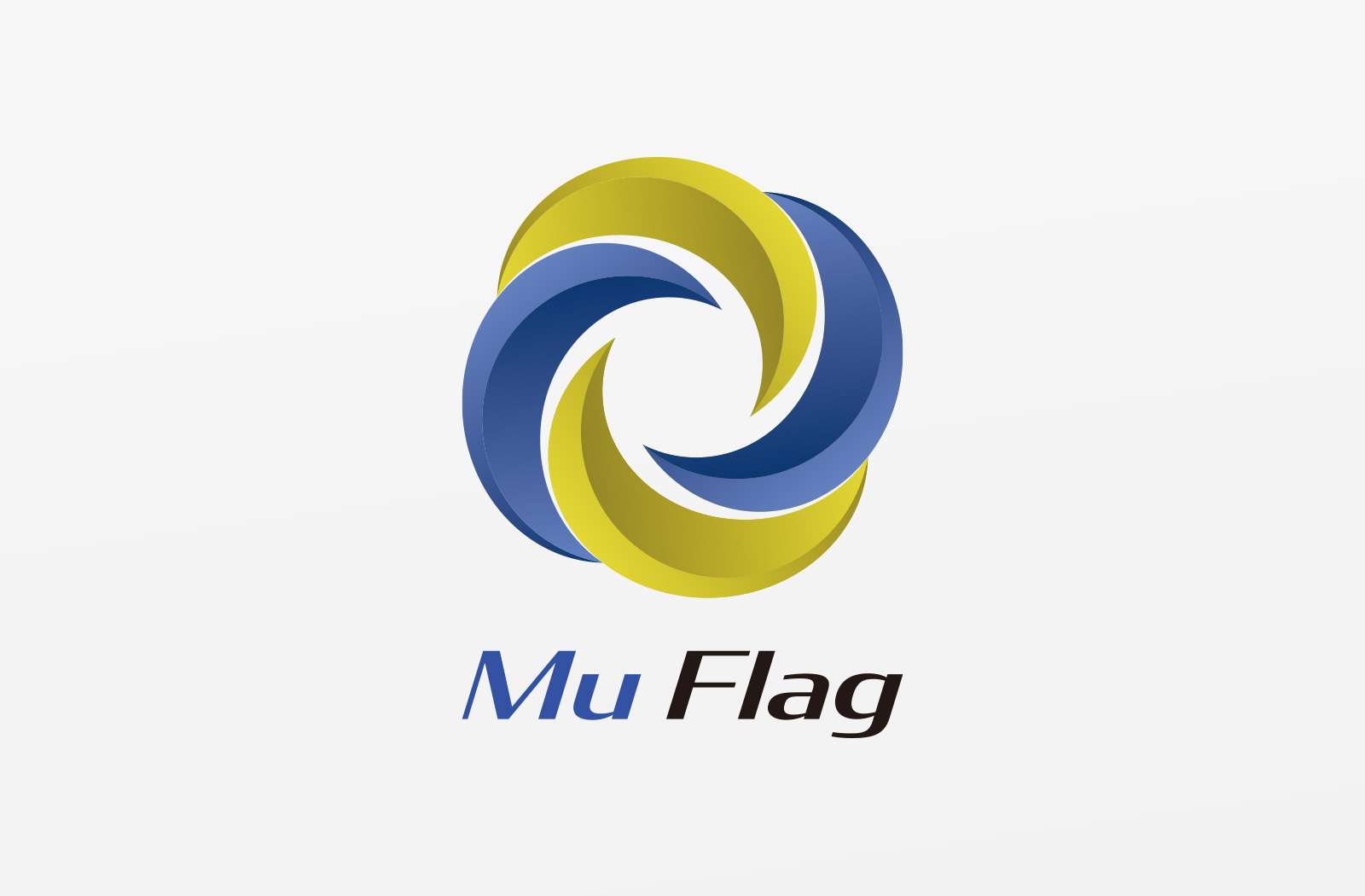 Mu Flag ロゴ