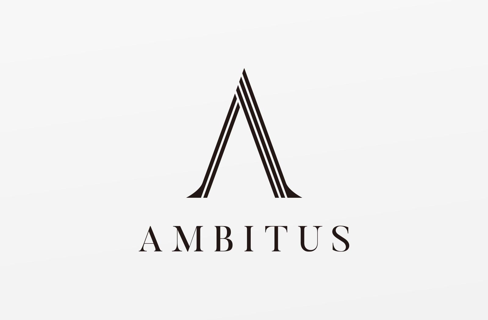 AMBITUS ロゴ