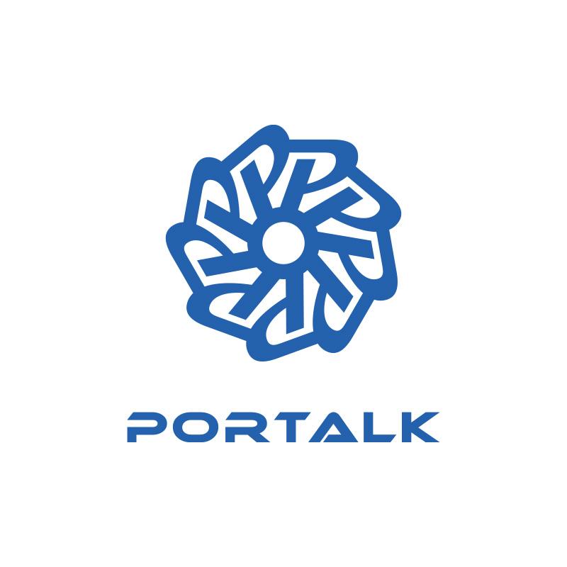 PORTALK ロゴ