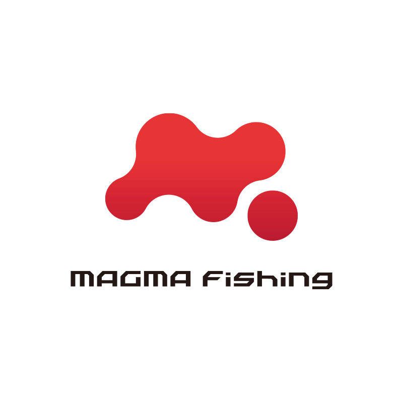 MAGMA Fishing ロゴデザイン