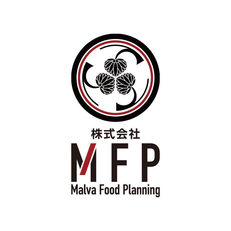 株式会社MFP(Malva Food Planning)」 ロゴデザイン